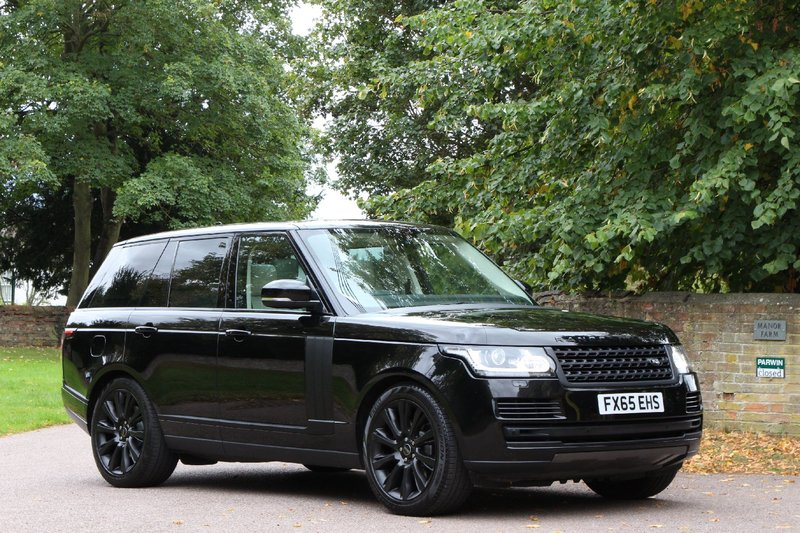 LAND ROVER RANGE ROVER 2016MY VOGUE 3.0 TDV6 - PAN ROOF - 21INCH WHEELS - EURO 6 - VAT Q 2015