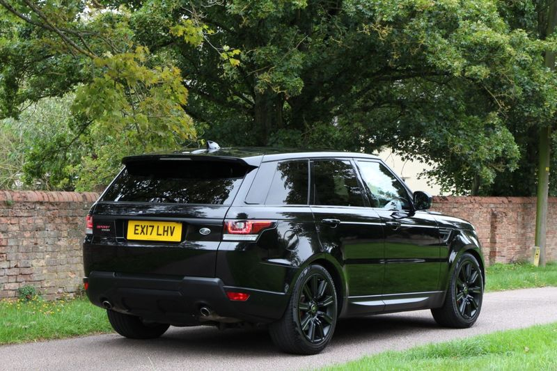 LAND ROVER RANGE ROVER SPORT 3.0 SDV6 HSE DYNAMIC - PANORAMIC ROOF - 21 INCH WHEELS 2017