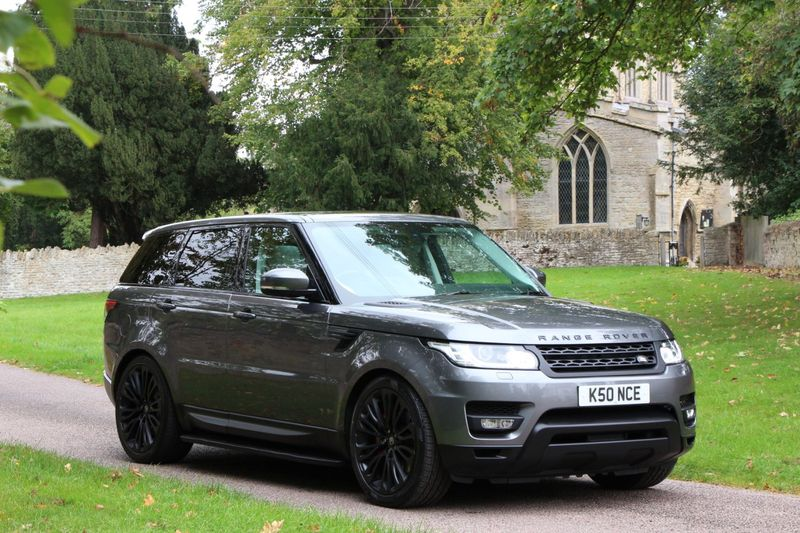 LAND ROVER RANGE ROVER SPORT 3.0 SDV6 HSE - PANORAMIC ROOF - 22 INCH WHEELS 2015